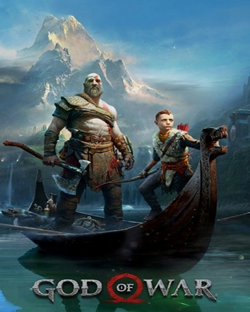 گاد آف وار 4 - 2018 God Of War 4 - 2018